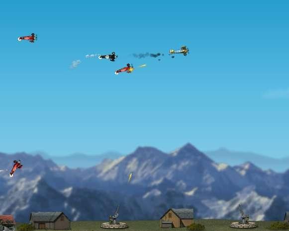 juego online aviones