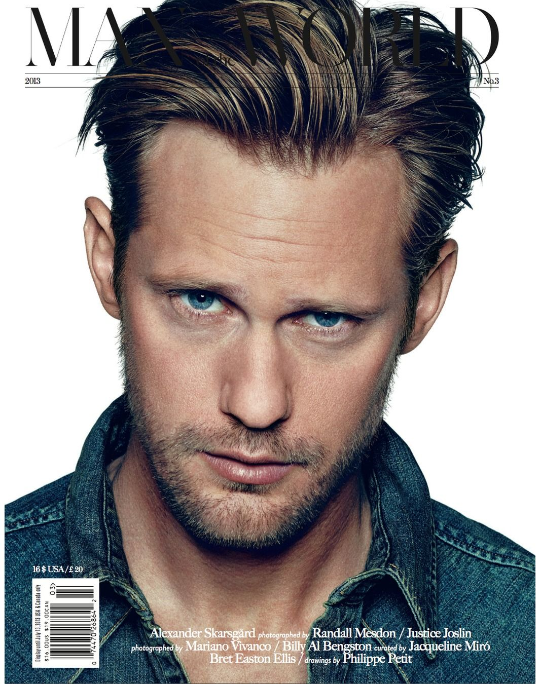Alexander Skarsgrd Library Forum View Topic Alex On The Cover