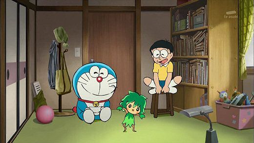 Nobita And The Kingdom Of Clouds 1992