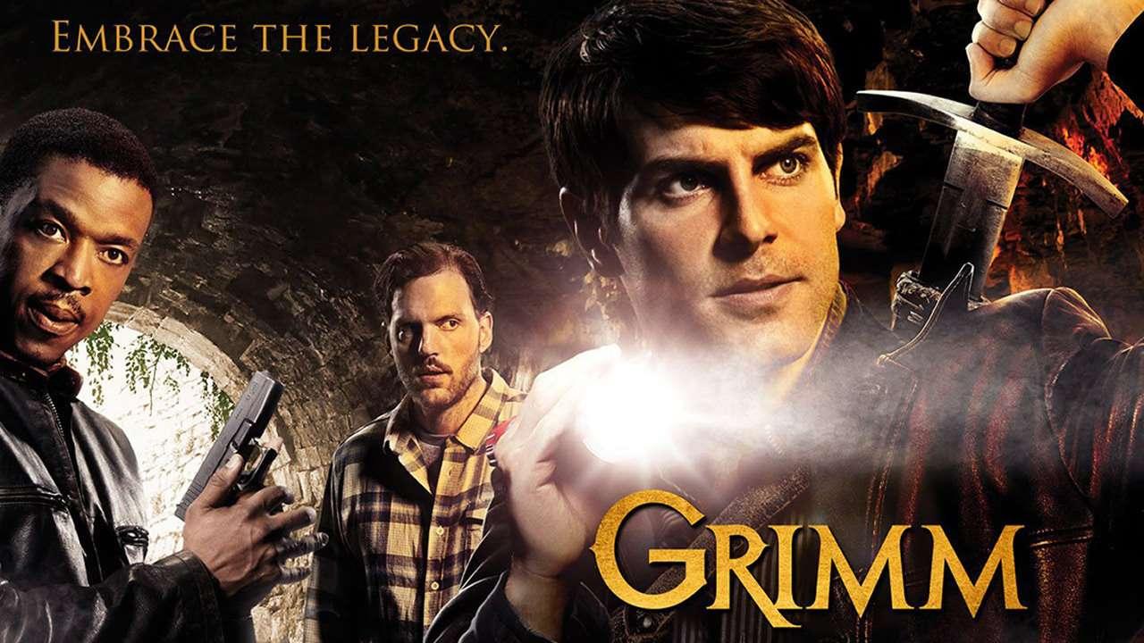 Grimm Season 2 (2013)